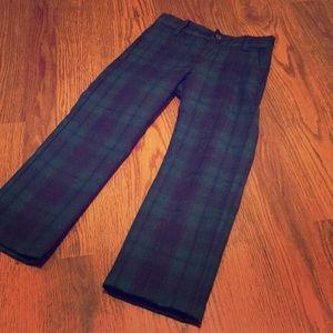 100%wool pants